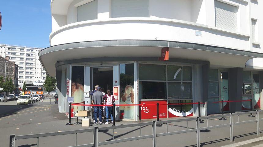 L'Espace T2C à Clermont