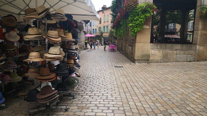 Fin de l'été à Saint-Antonin-Noble-Val