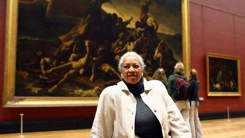"""Hommage à Toni Morrison : rediffusion d'entretiens """"A voix nue"""" de 2006"""