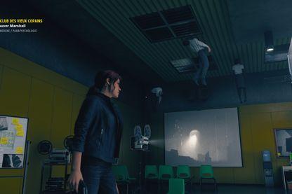 """Dans """"Control"""", le joueur évolue dans un immeuble tentaculaire et onirique, où l'étrange est loi"""