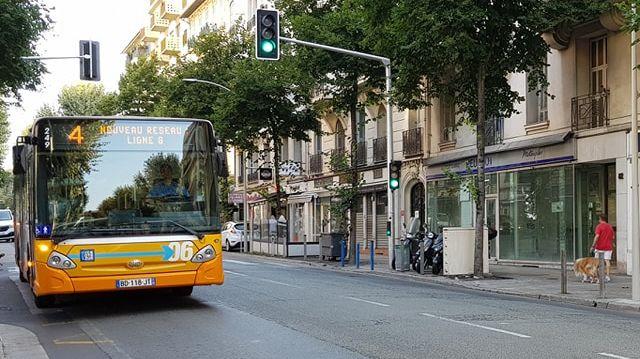 Le bus 4 devient le 8 Las Planas / Sappia > Hôpital Pasteur