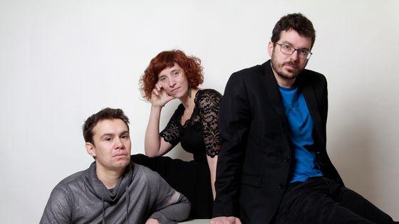 Loïs Le Van, Sandrine Marchetti, Paul Jarret