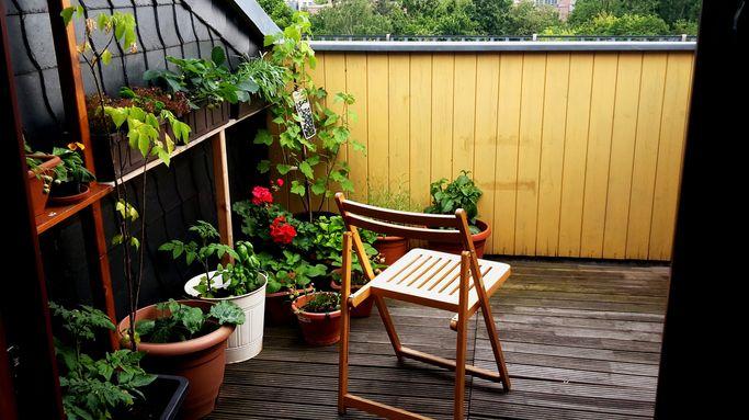 Amenager Son Balcon Comme Un Mini Jardin Nature