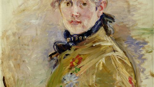 Berthe Morisot, peintre de la vie moderne