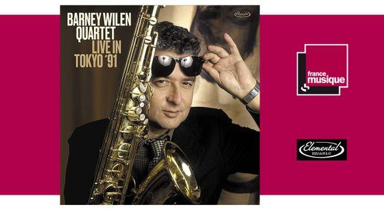 Barney Wilen Quartet - Live in Tokyo '91