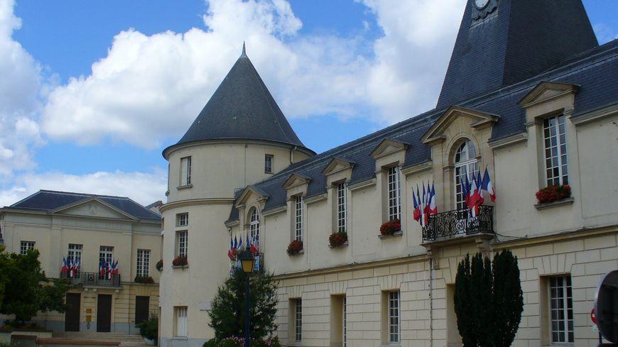 L'Hôtel de ville de Clamart
