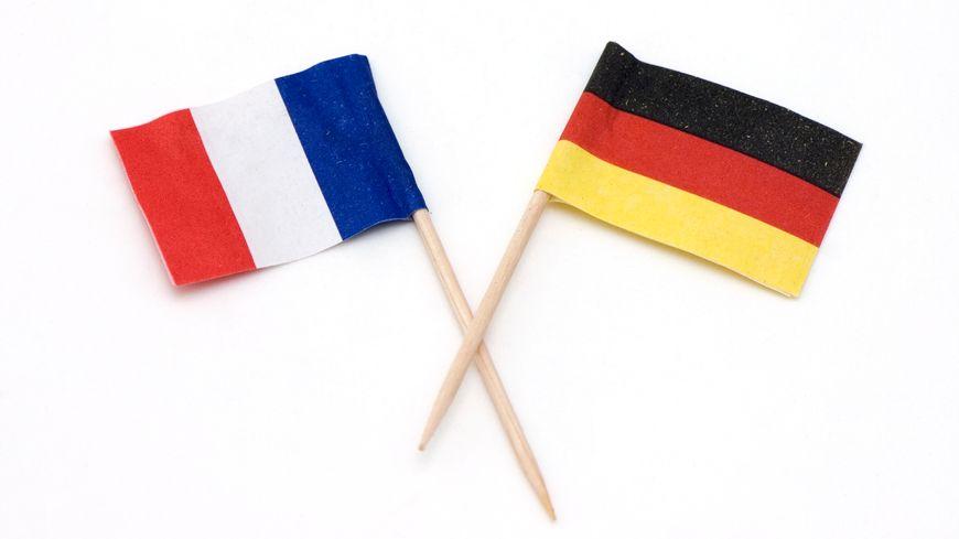 Ici et là, du franco-allemand salvateur
