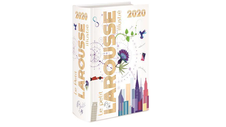 Le nouveau Petit Larousse illustré 2020