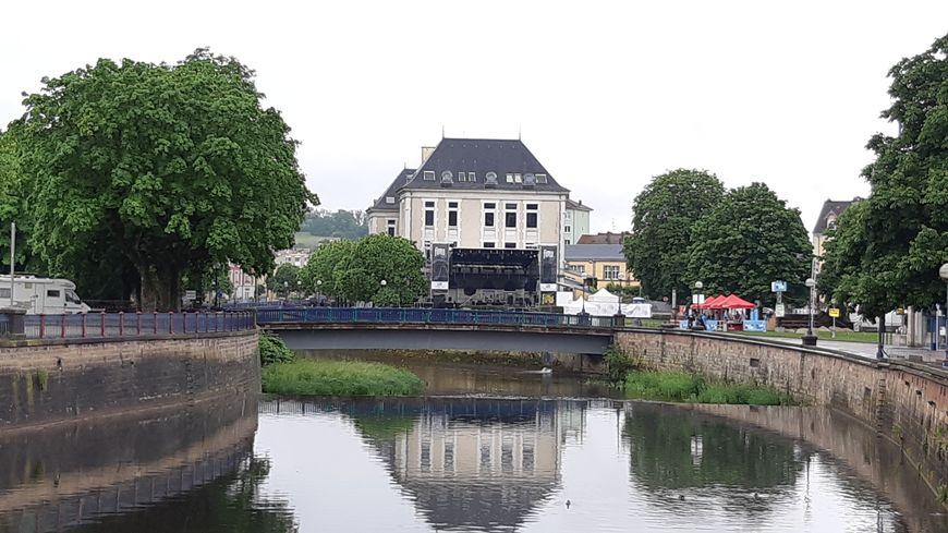 Belfort, la Savoureuse