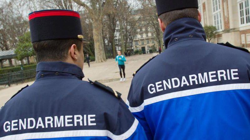 Ce sont les gendarmes qui sont intervenus (illustration)