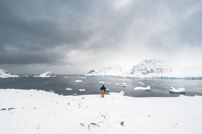 Traverser l'Antarctique à ski