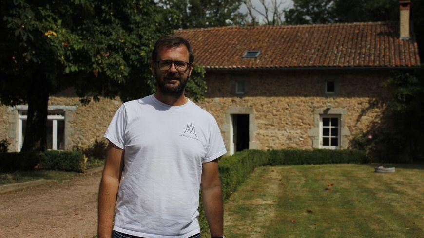 Jérôme Lavrilleux gère désormais le gîte Le Mas des Aumèdes