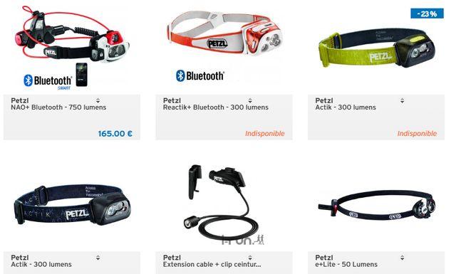 """La vente d""""accessoires et de gadgets destinés à l'ultra endurance contribue à l'essor de la pratique."""