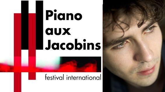 """En direct de Toulouse pour """"Piano aux Jacobins"""" : Brahms, Liszt, Beethoven et Fauré par Alexandre Kantorow"""