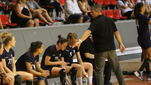 Philippe Carrara, le nouvel entraîneur du MHB.