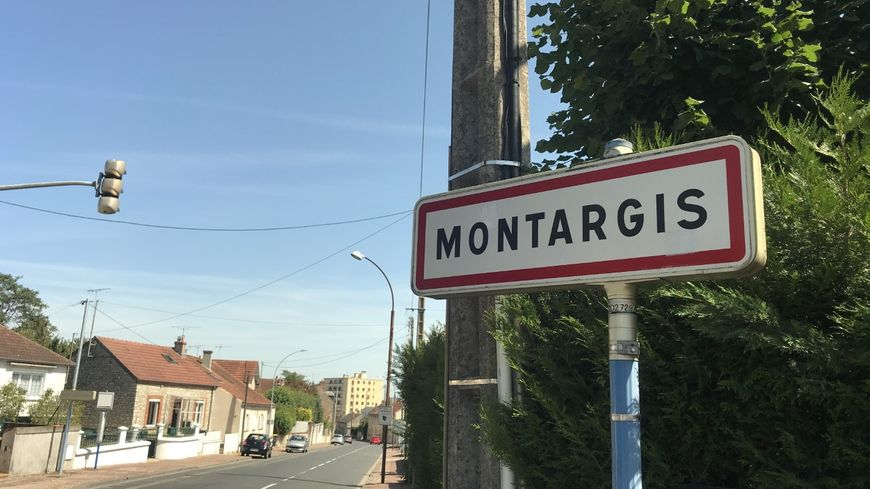 Montargis dans le Loiret.