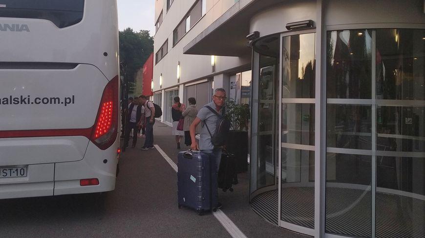 L'été les touristes chinois en transit représentent 25% des réservations de l'hôtel Quality à Belfort