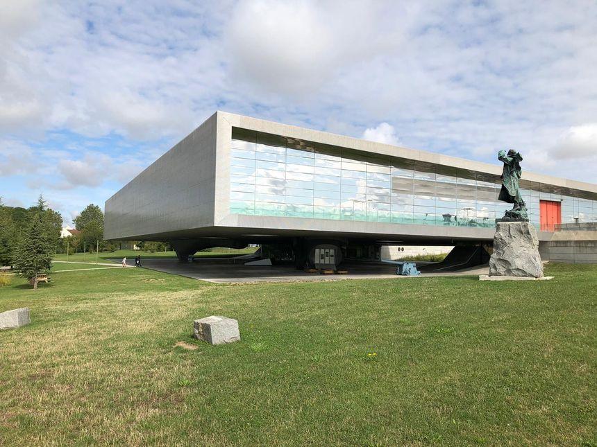 Musée de la Grand Guerre, à Meaux