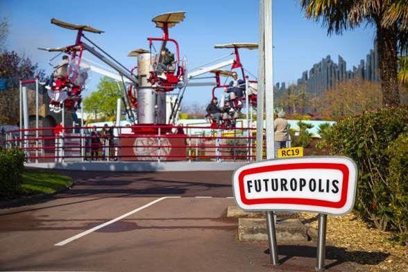 Futuropolis, un espace dédié aux familles et aux moins de 10 ans