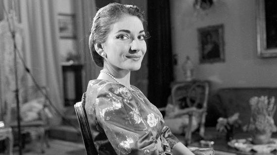 Titre : « Trois jours avec Maria Callas », une archive de 1965 (1ère partie)