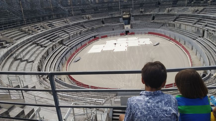 L'entrée des arènes d'Arles pourrait être interdites aux mineurs pour les corridas
