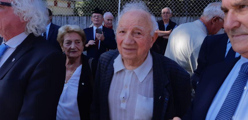 Raymond Pattaro, jeune résistant beaumontois, participait aux sabotages de convois.