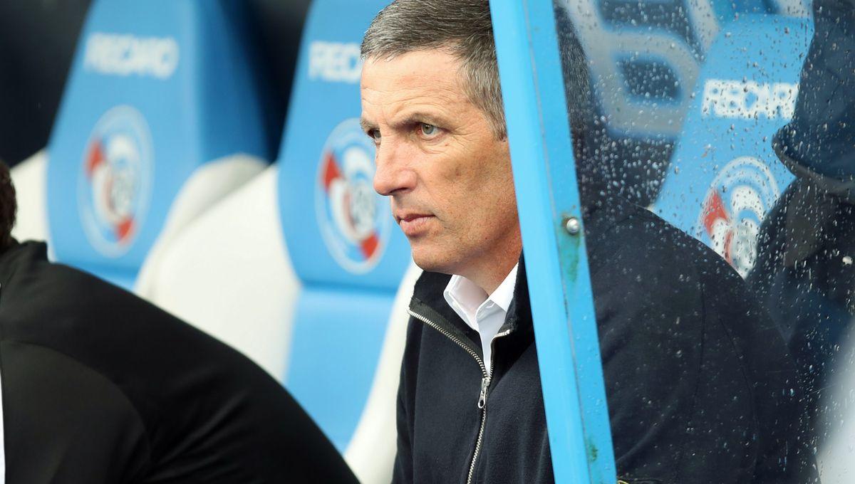 Thierry Laurey après le match nul de Strasbourg à Reims : « C'était pas Chelsea - Liverpool »