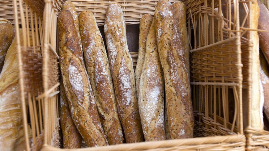 Boulangerie (image d'illustration)
