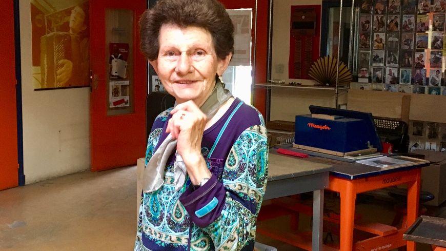 Fernande Leymarie
