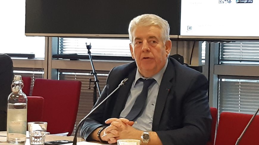 Jean-Louis Fousseret, maire LREM de Besançon.