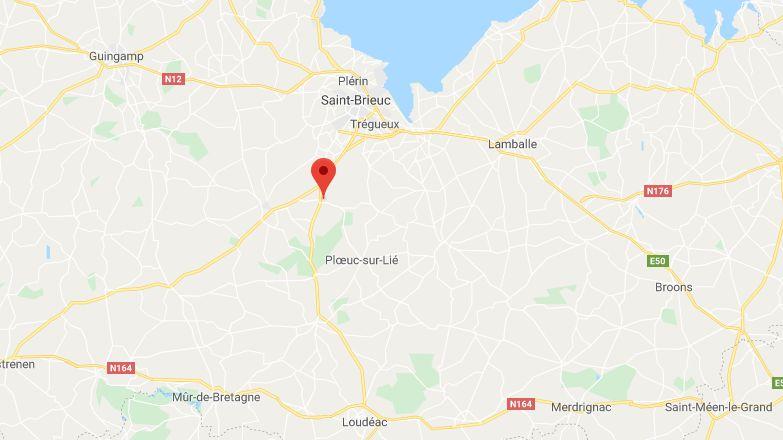 Côtes-d'Armor : un radar incendié, le feu se propage dans