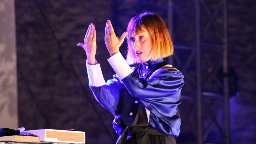 Suzane, la révélation électro de la scène française