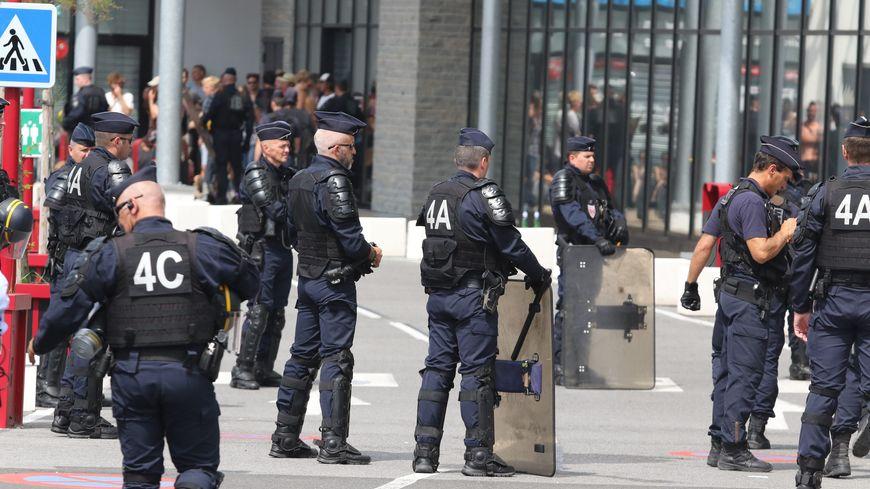Les trois bénévoles de la Ligue des Droits de l'Homme participaient à une mission d'observation des pratiques policières