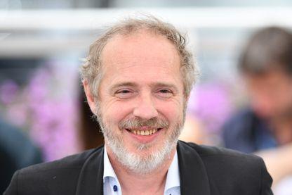 Le cinéaste et réalisateur Arnaud Desplechin à Cannes pendant le Festival le 23 mai 2019.
