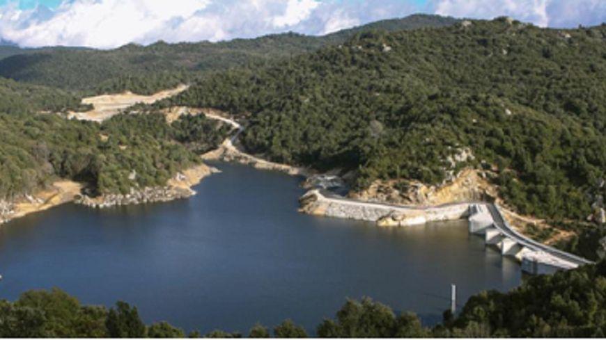 Les réserves en eau de la Corse sont plutôt bonnes