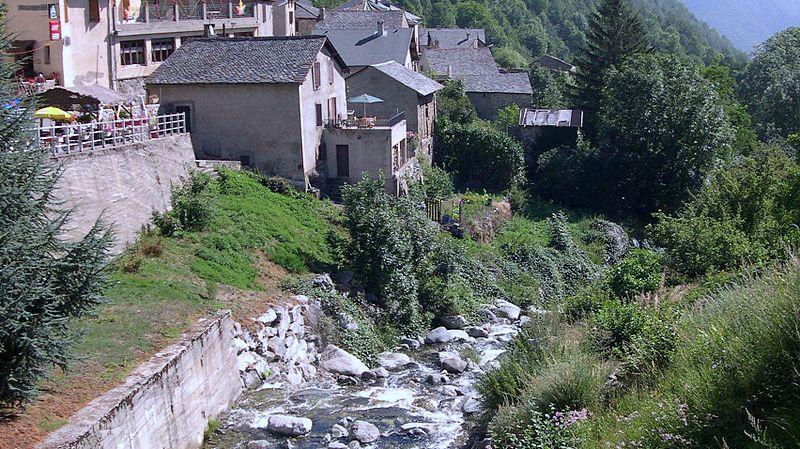 Le village de Mijanès, en Ariège