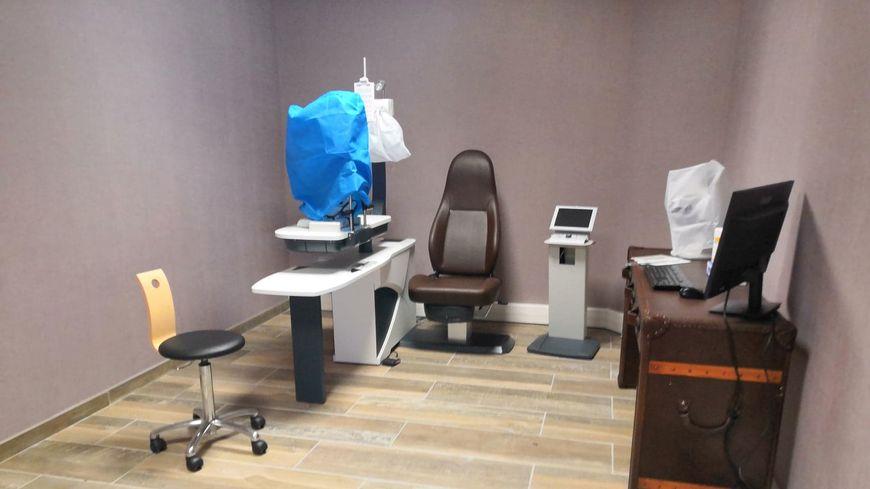 Machines et locaux seront mis à dispositions des médecins qui loueront une place dans le centre pour leurs consultations