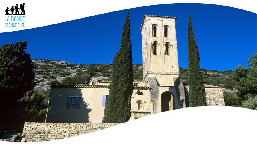Notre Dame d'Aubune à Beaumes-de-Venise