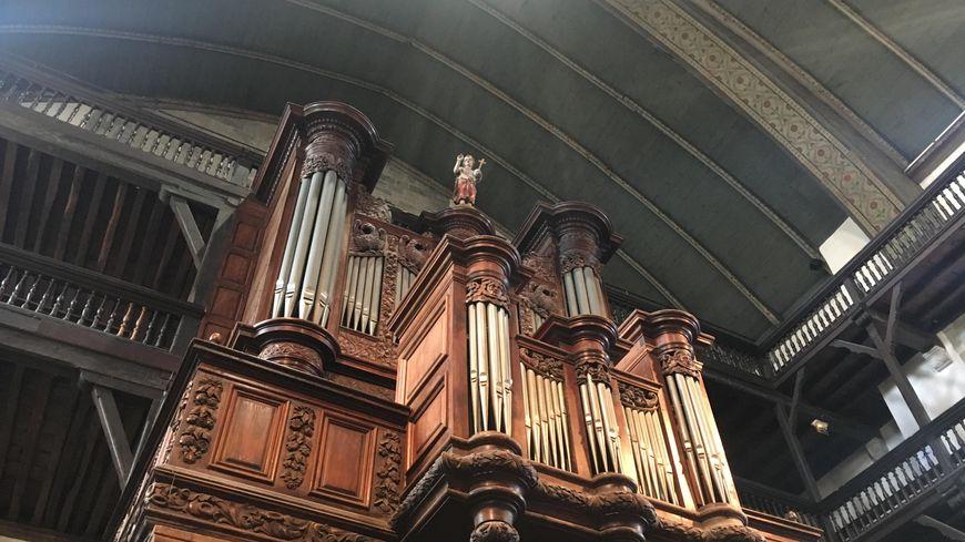 La rénovation de l'orgue de l'église Saint Jean-Baptiste de Saint Jean-de-Luz coûtera 370 000 euros