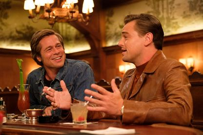 Once Upon a Time… in Hollywood : Brad Pitt et Leonardo DiCaprio