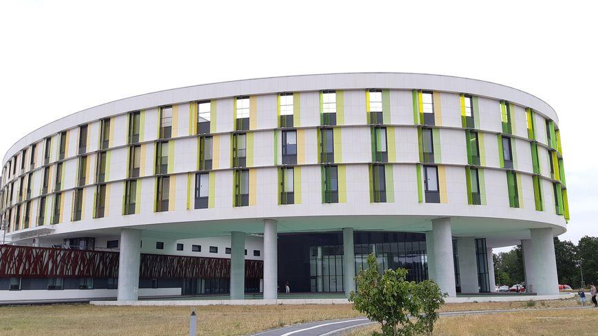 Le centre hospitalier régional d'Orleans