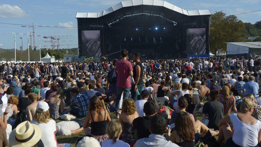 Le festival Rock en Seine accueille chaque année près de 110 000 spectateurs