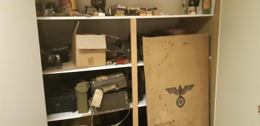 Vider les placards, identifier et répertorier chaque objet