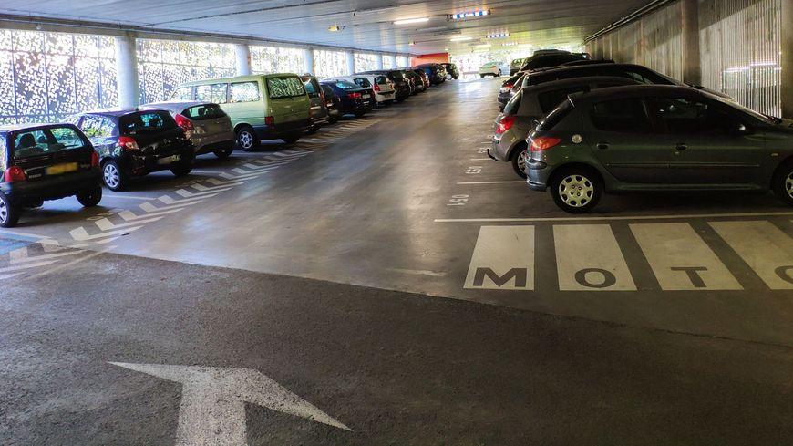 Le parking relais Fontaine d'Arlac fermé dès ce lundi 26 août pour quatre mois de travaux.