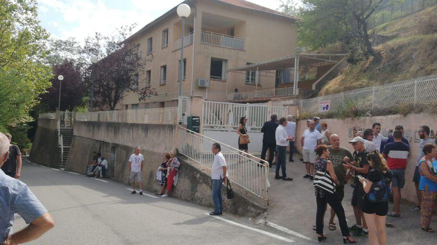 Le centre Orméa à Saint-Agnès qui depuis jeudi 29 août accueille des mineurs isolés.
