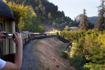 La France en train, Cévennes.