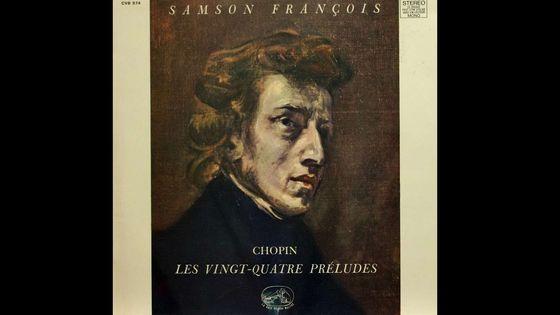 Samson François, Frédéric Chopin : Les 24 Préludes