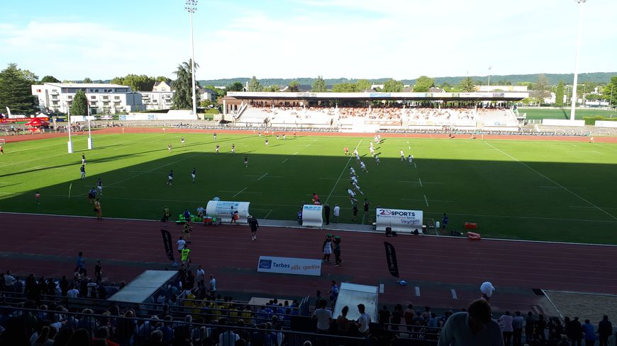 Plus de 4.000 personnes ont assisté à ce match de préparation à Maurice-Trélut.