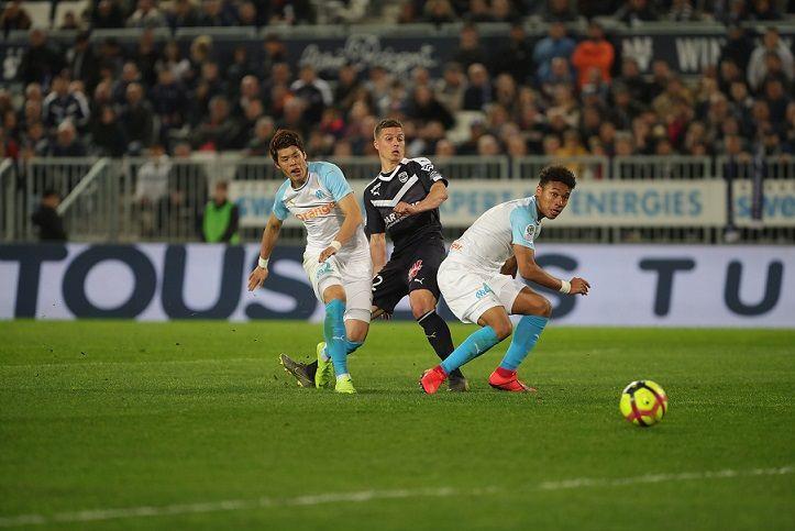 Depuis l'arrivée de Paulo Sousa, Nicolas de Préville a inscrit trois buts, dnt un face à l'OM.