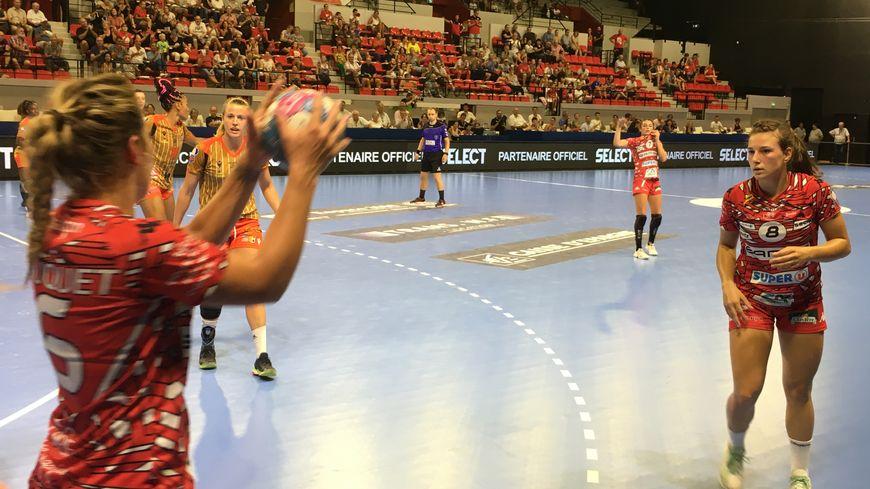 Victoire 24 a 21 de l'esbf face à Nice